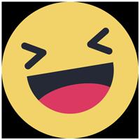 smile reaction